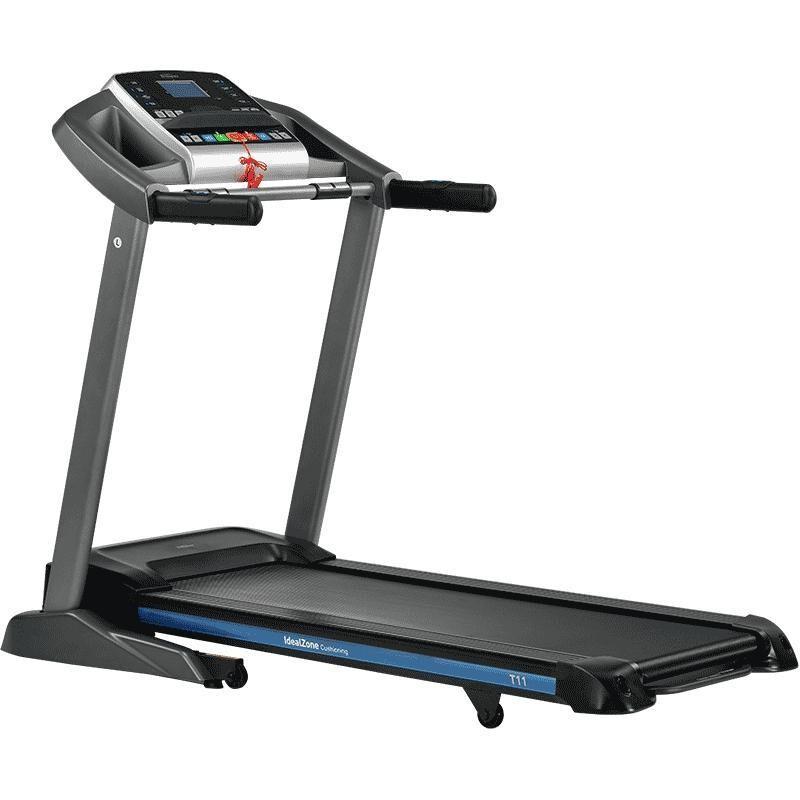 美国乔山家用跑步机T11室内商务静音健身器材可折叠 送货安装