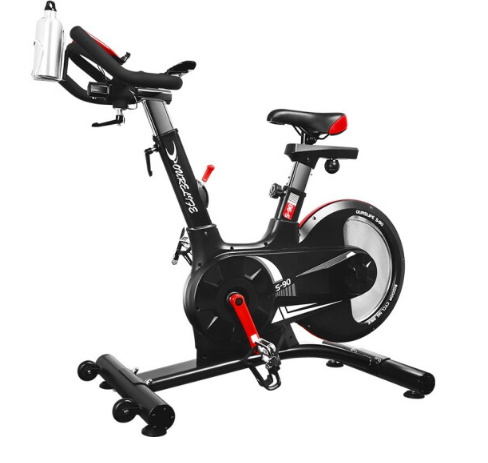 澳沃OURSLIFE商用用静音动感单车健身房专用S90 S90后置飞轮商用