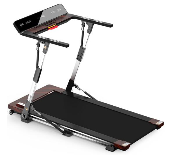 任和运动HOMEONE家用全折叠跑步机铝合金非焊接悬浮减震系统家用跑步机智能护膝