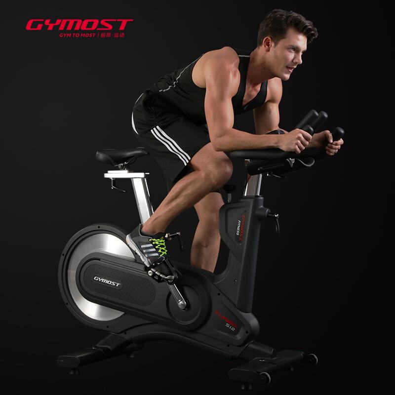 吉姆思(GYMOSY)磁控动感单车S12