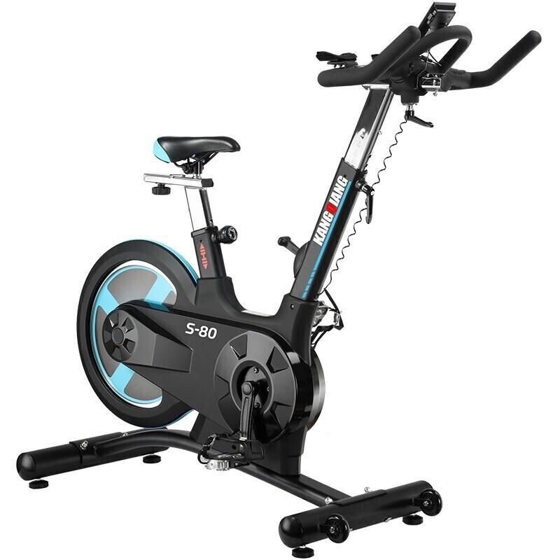 澳沃OURSLIFE商用动感单车S90 静音健身房动感单车后置飞轮