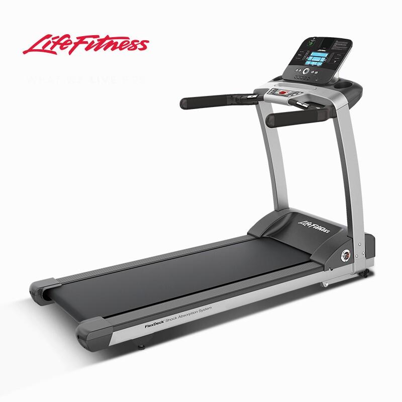 LifeFitness力健进口跑步机T3-GC 家用跑步机 多功能减震护膝跑步机
