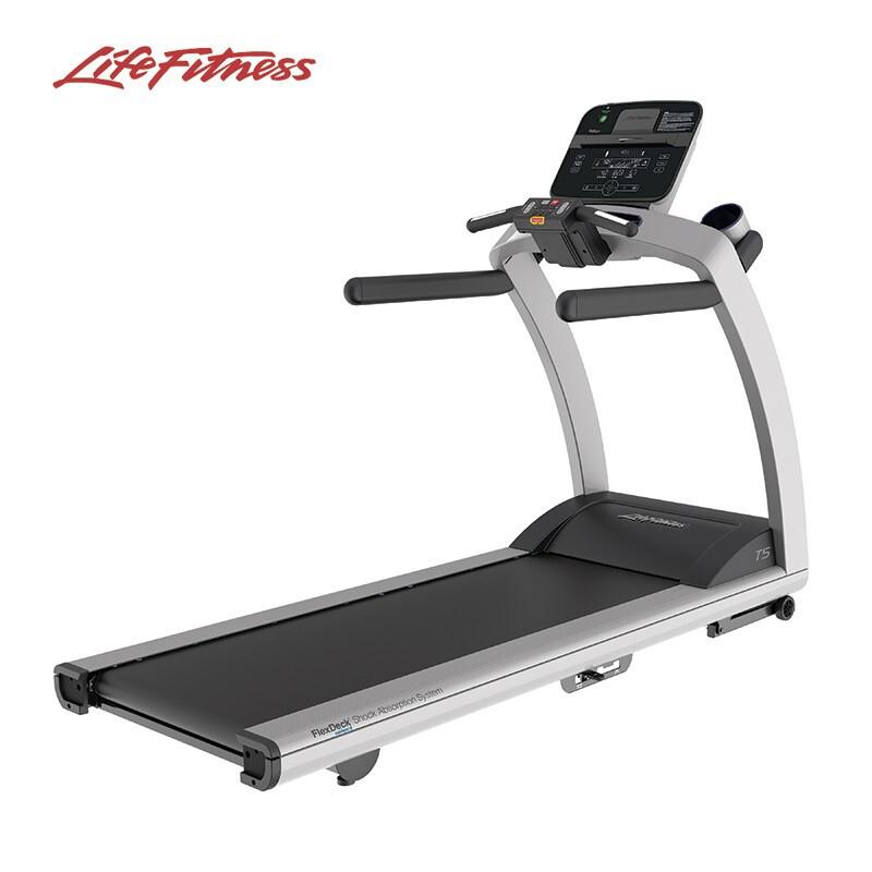 LifeFitness/力健进口跑步机T5-HC 家用跑步机 减震跑步机