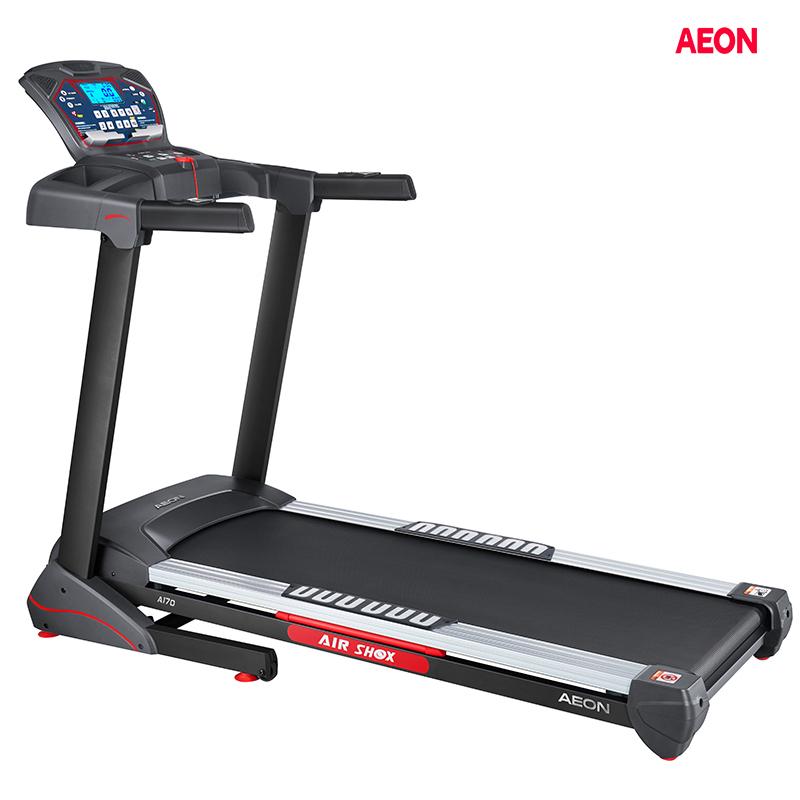 正伦家用电动智能跑步机A170 静音可折叠跑步机