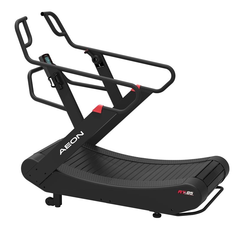 AEON正伦弧形无动力跑步机AT85 机械跑步机 商用跑步机