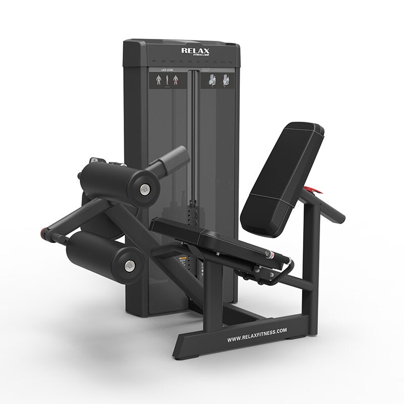 英吉多 RELAX 坐姿踢腿训练器 Seated Leg Curl PC2006 商用健身器 健身