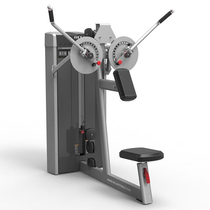 英吉多 RELAX 三角肌训练器 Deltoid Trainer PC2012 商用健身器 健身房
