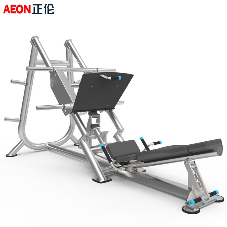 AEON正伦45度倒蹬训练器AS-333 专项训练器商用力量器械 健身房器材